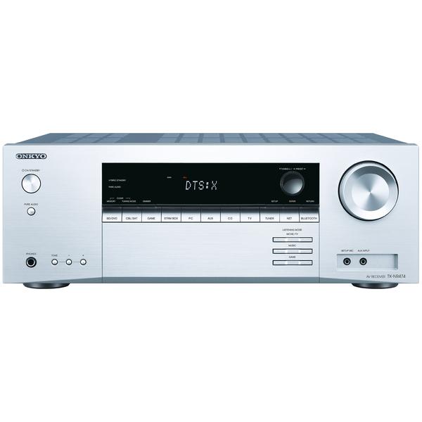 AV ресивер Onkyo TX-NR474 Silver все цены