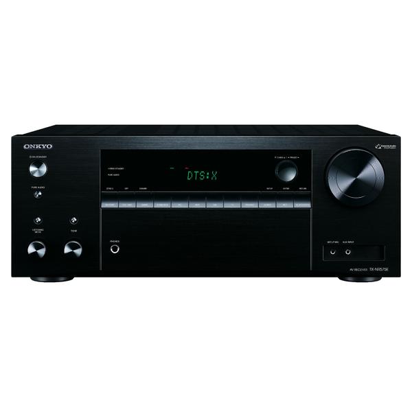 AV ресивер Onkyo TX-NR575 Black стереоресивер onkyo tx 8250 silver