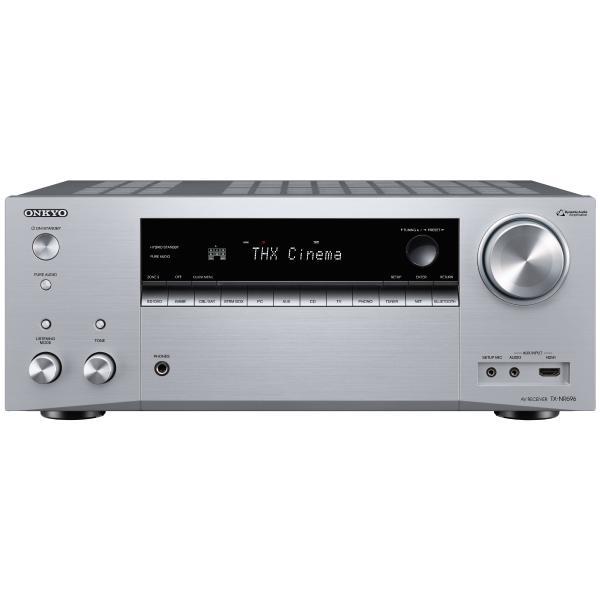 AV ресивер Onkyo TX-NR696 Silver цена
