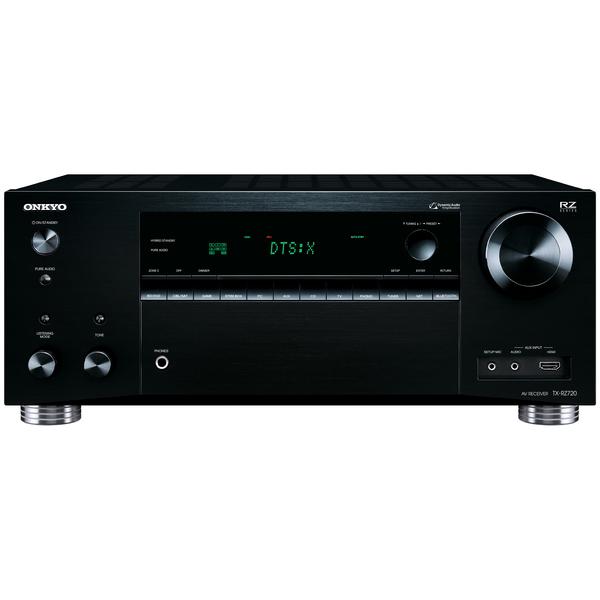 AV ресивер Onkyo TX-RZ720 Black onkyo tx sr343 av ресивер black