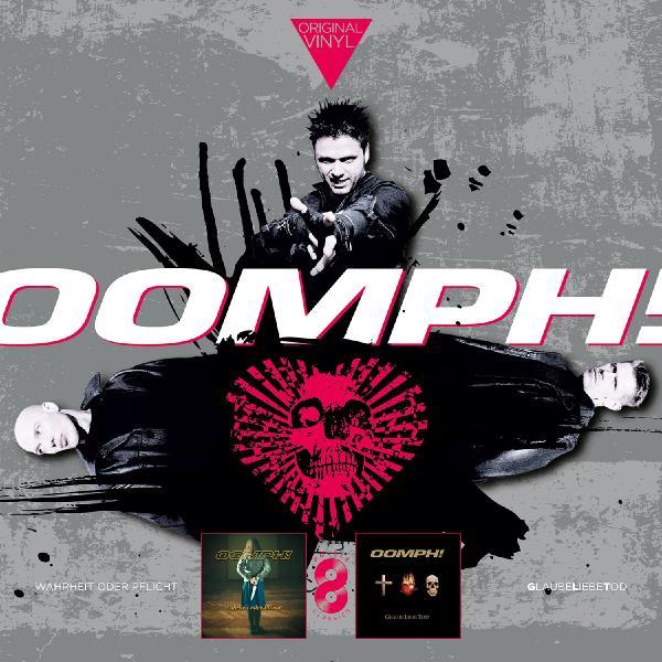 OOMPH OOMPH - Original Vinyl Classics: Wahrheit Oder Pflicht + Glaubeliebetod (2 LP)