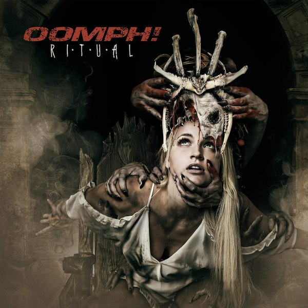 OOMPH OOMPH - Ritual (2 LP) oomph oomph truth or dare