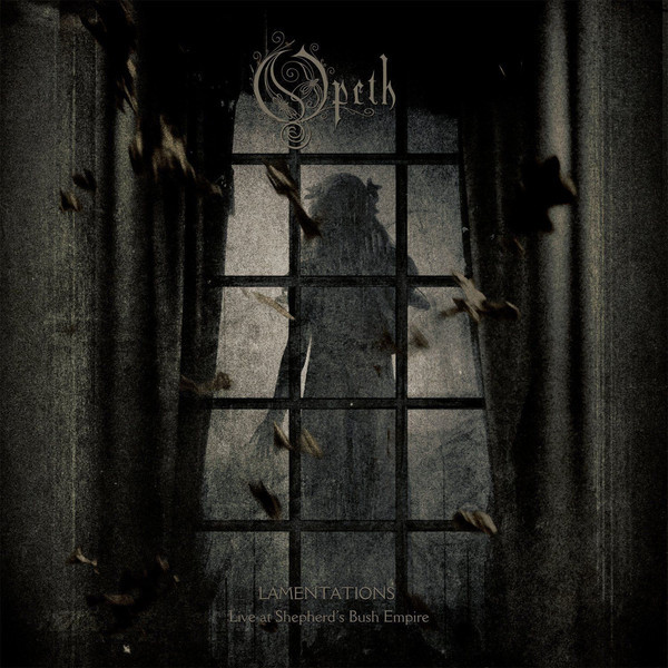 OPETH OPETH - Lamentations. Live At Shepherd's Bush Empire, London (3 LP) europe live at shepherd s bush london