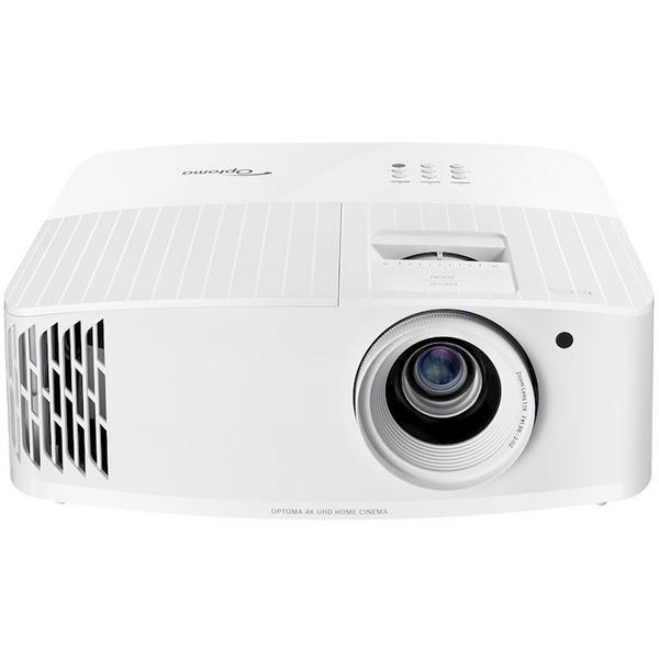 Проектор Optoma UHD35 White