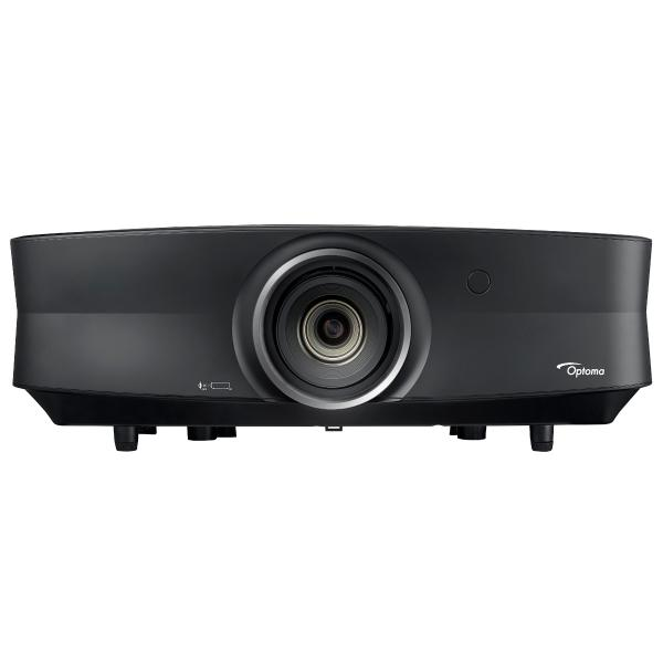 Фото - Проектор Optoma UHZ65 Black кинотеатральный проектор vivitek h1188 bk