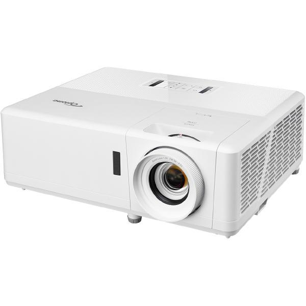 Фото - Проектор Optoma ZH403 White проектор benq w2000 dlp 1920x1080 2000 ansi lm 15000 1 vga hdmi rs 232 9h y1j77 17e