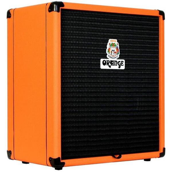 Басовый комбоусилитель Orange CR50BX CRUSH PIX басовый усилитель ampeg svt 7pro