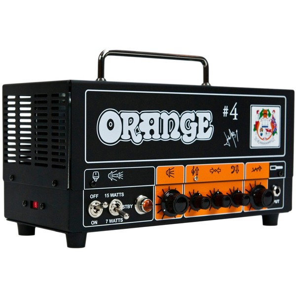 Гитарный усилитель Orange JRT JIM ROOT TERROR orange mt20 micro terror
