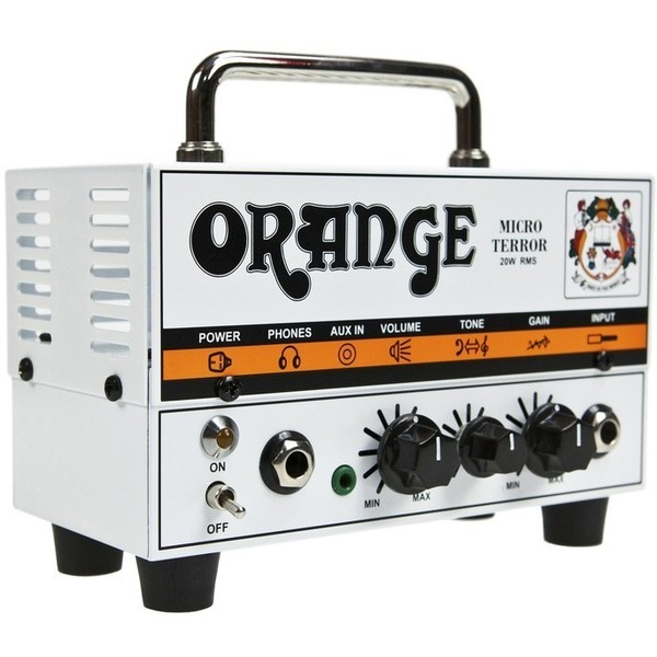 Гитарный усилитель Orange MT20 MICRO TERROR mini artificial flowers orange