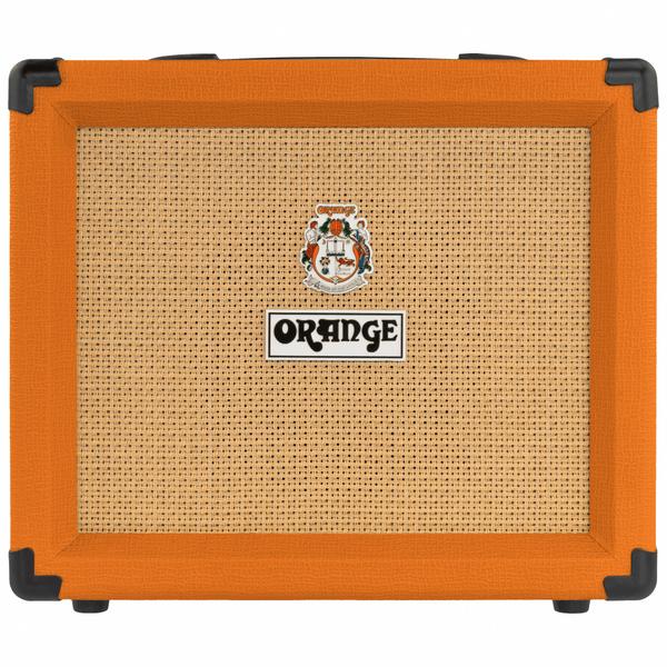 Гитарный комбоусилитель Orange CRUSH 20RT гитарный кабинет orange ppc108 micro terror cabinet