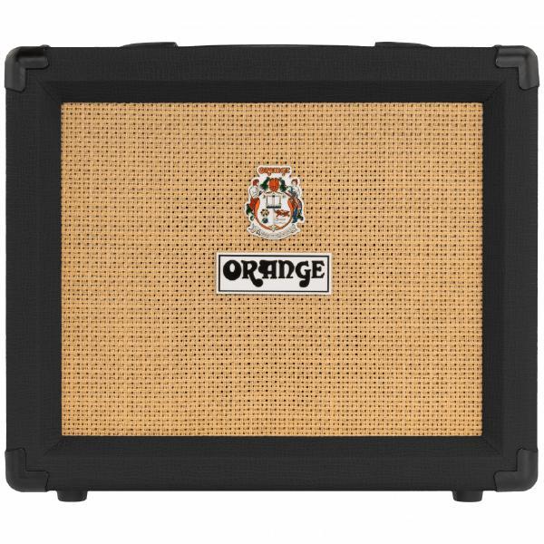 Гитарный комбоусилитель Orange CRUSH 20RT Black
