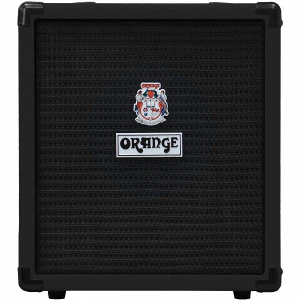 Басовый комбоусилитель Orange Crush Bass 25 Black басовый комбоусилитель ampeg ba 108v2