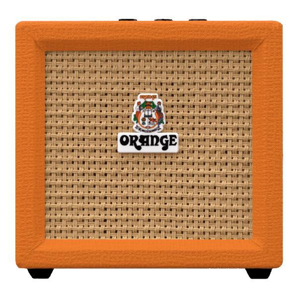 Гитарный мини-усилитель Orange Crush Mini