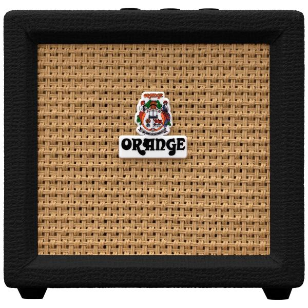Гитарный мини-усилитель Orange Crush Mini Black