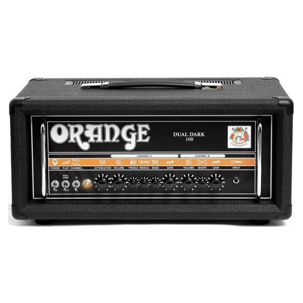 Гитарный усилитель Orange DD100H Dual Dark клей активатор для ремонта шин done deal dd 0365