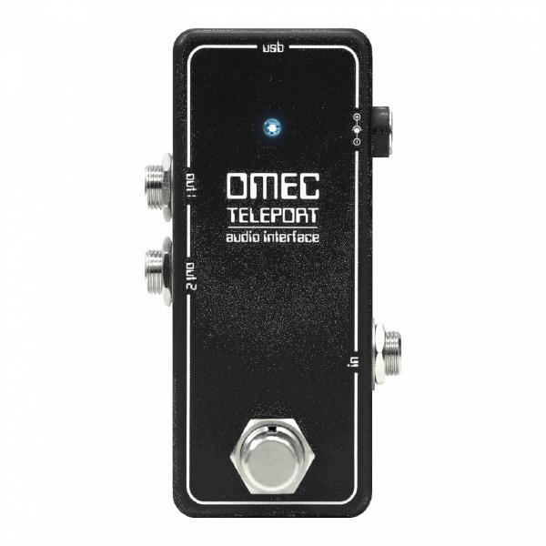 Мобильный аудиоинтерфейс Orange OMEC Teleport