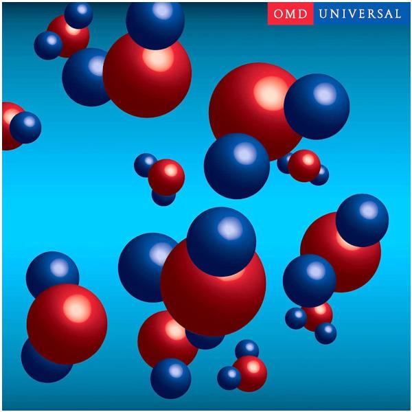 Orchestral Manoeuvres In The Dark - Universal (180 Gr)