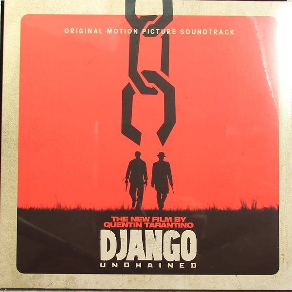 Саундтрек Саундтрек - Django Unchained (2 LP) django unchained original motion picture soundtrack 2 lp