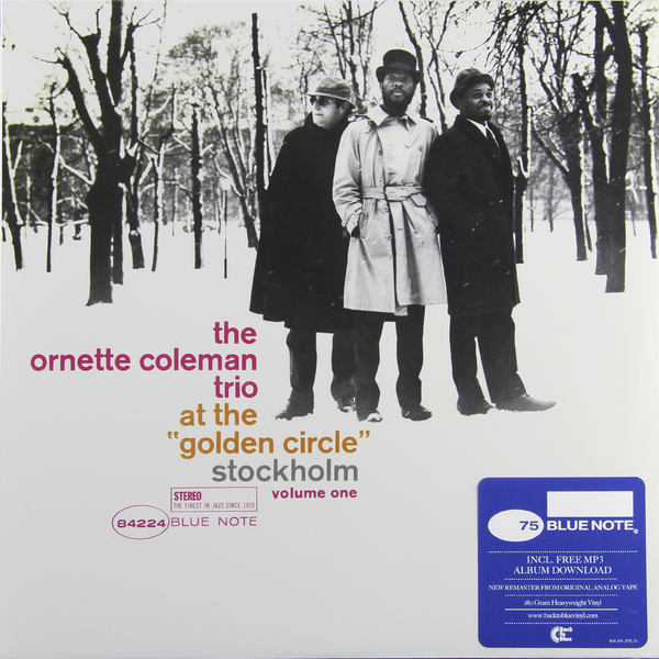 Фото - Ornette Coleman Ornette Coleman - At The Golden Circle Stockholm Vol.1 (180 Gr) concise colour block and circle pattern design men s slippers