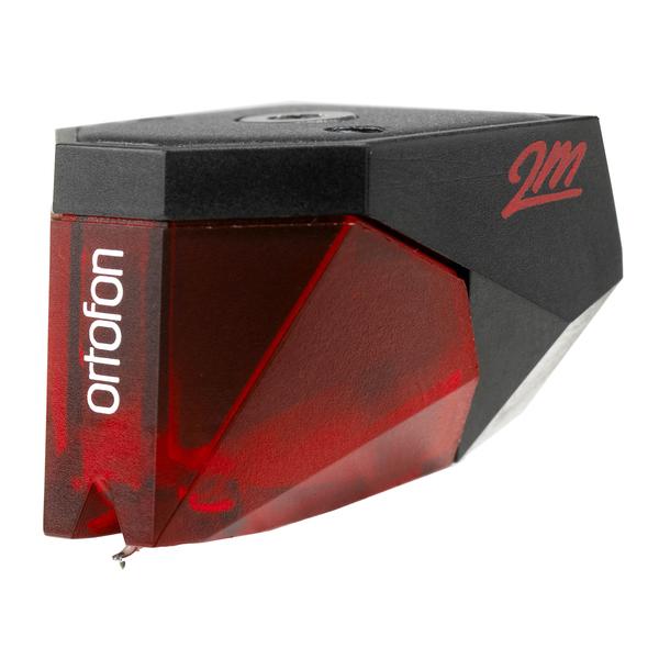 Головка звукоснимателя Ortofon 2M-Red головка звукоснимателя ortofon 2m black pnp