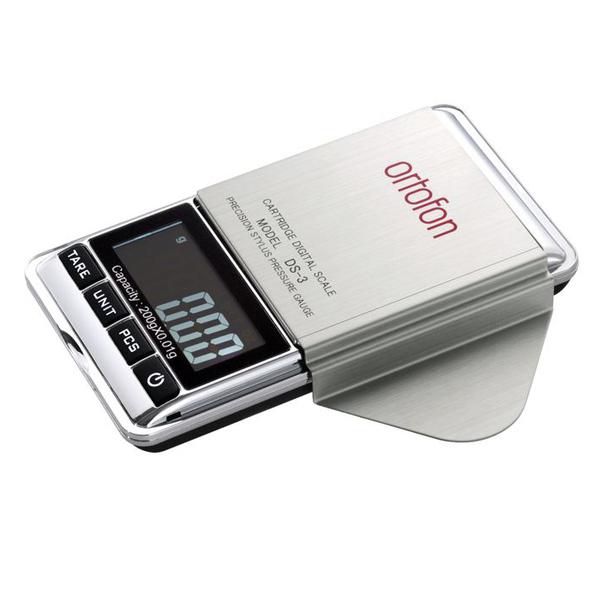 Товар (аксессуар для винила) Ortofon Весы для головки звукоснимателя DS-3 pro ject весы для головки звукоснимателя measure it 2