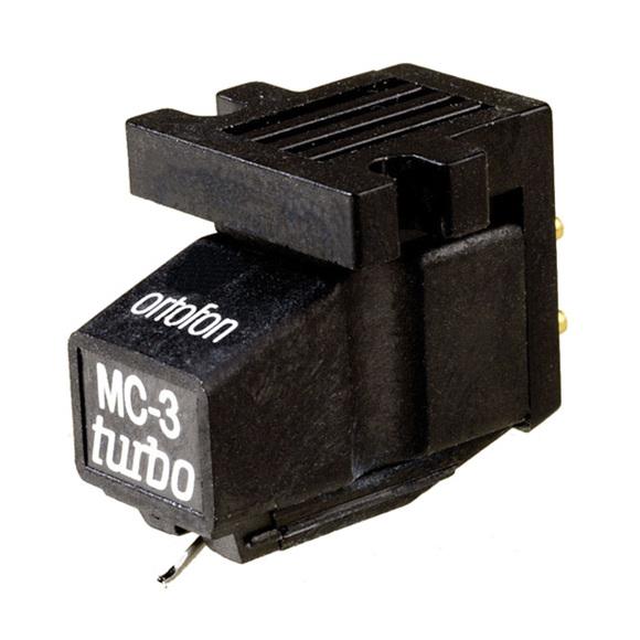 Фото - Головка звукоснимателя Ortofon MC-3 Turbo головка звукоснимателя ortofon mc anna