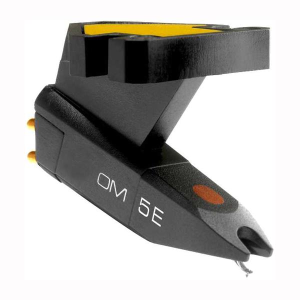 Головка звукоснимателя Ortofon OM5E головка звукоснимателя ortofon cadenza bronze