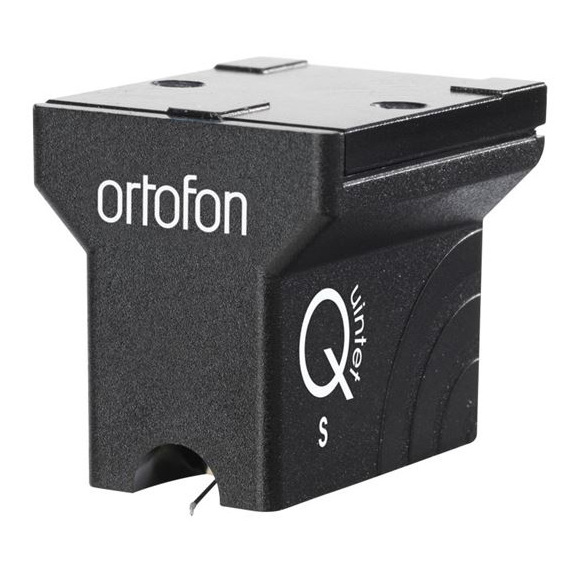 Головка звукоснимателя Ortofon Quintet Black S головка звукоснимателя goldring gl2300