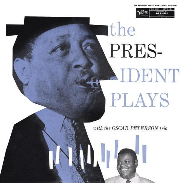 Oscar Peterson - The President Plays With Trio (mono)
