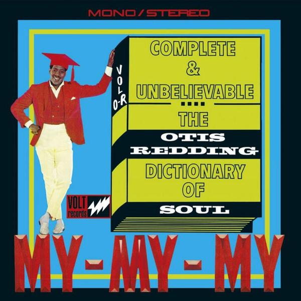 Otis Redding   - Complete Unbelievable… The   Dictionary Of Soul (3 Lp, 180 Gr)