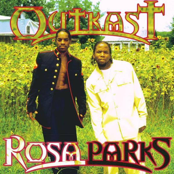 Outkast Outkast - Rosa Parks disney parks rapunzel dress ceramic mug