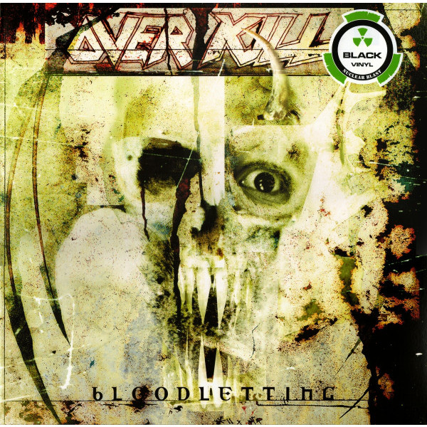 Overkill Overkill - Bloodletting (2 LP) overkill