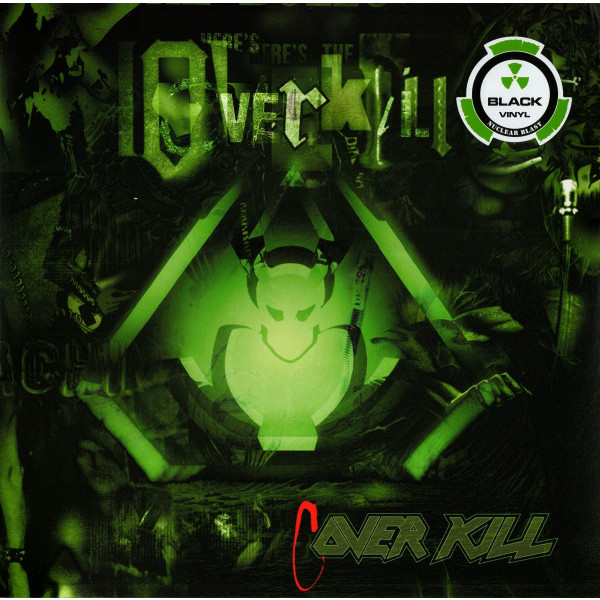 Overkill Overkill - Coverkill overkill overkill killbox 13 2 lp colour