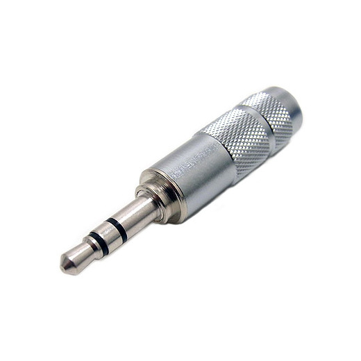 Разъем MiniJack Oyaide P-3.5SR (стерео прямой) free shipping siltech spx 28 g5 5n pure copper silver plated with oyaide p 037e c 079 us connector plug