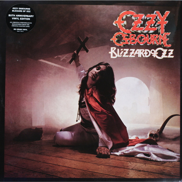 Ozzy Osbourne Ozzy Osbourne - Blizzard Of Ozz (180 Gr) оззи осборн ozzy osbourne speak of the devil