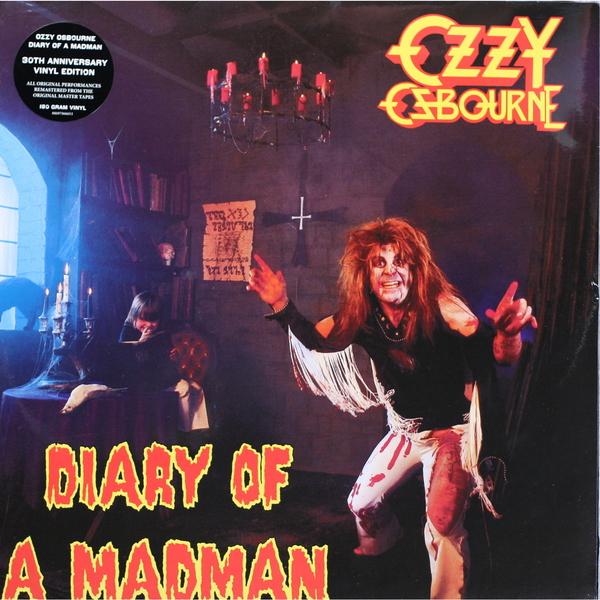 Ozzy Osbourne Ozzy Osbourne - Diary Of A Madman (180 Gr) cd диск osbourne ozzy diary of a madman 2cd