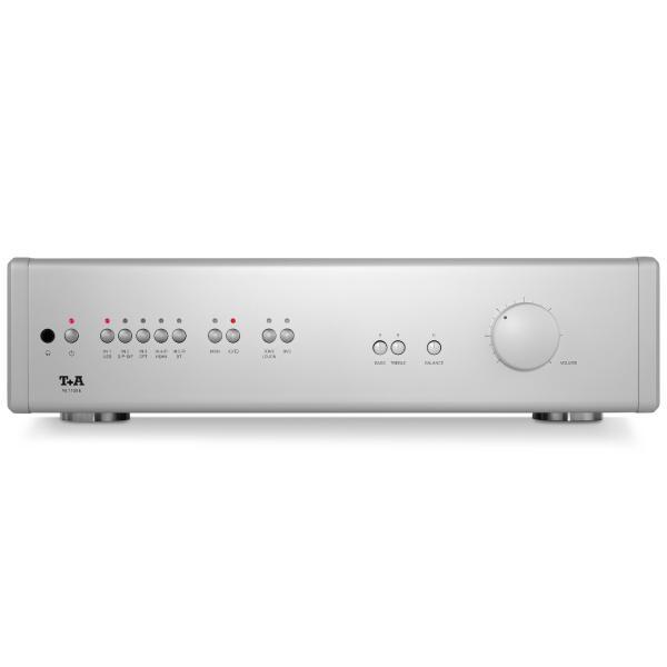 Стереоусилитель T+A PA 1100 E Silver + HDMI Module