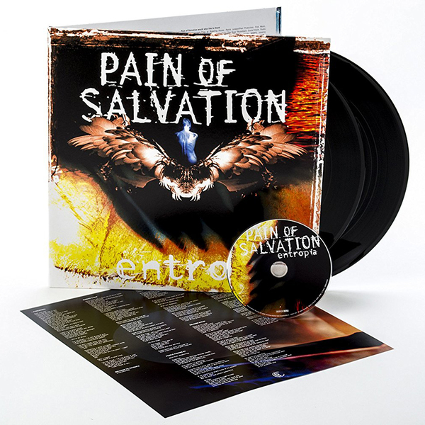 Pain Of Salvation Pain Of Salvation - Entropia (2 Lp+cd) купить в Москве 2019