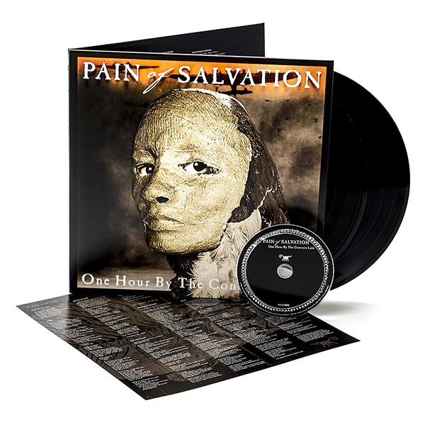 Pain Of Salvation Pain Of Salvation - One Hour By The Concrete Lake (2 Lp+cd) keen pain device for the right knee pain and severe knee pain relief