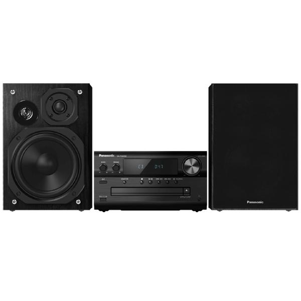 Hi-Fi минисистема Panasonic SC-PMX90 Black