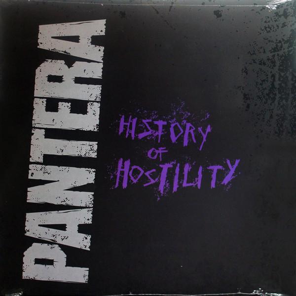 Pantera Pantera - History Of Hostility cd pantera history of hostility
