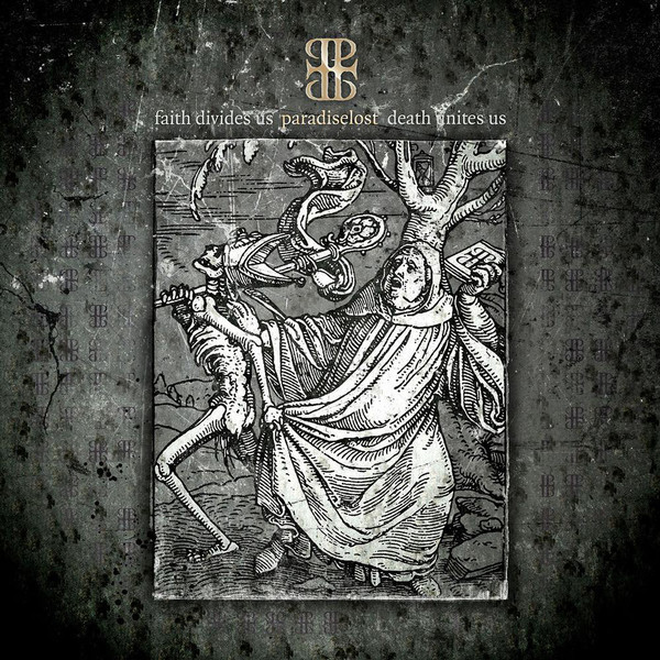 Paradise Lost Paradise Lost - Faith Divides Us – Death Unites Us (lp+cd) виниловая пластинка paradise lost in requiem lp cd