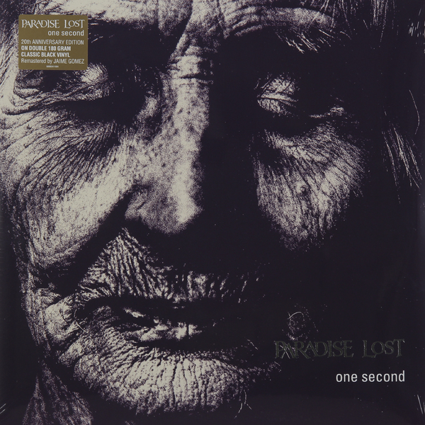 Paradise Lost Paradise Lost - One Second (20th Anniversary) (2 Lp, 180 Gr) paradise lost paradise lost tragic idol lp cd