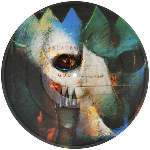 Paradise Lost   - Shades Of God (picture Disc)