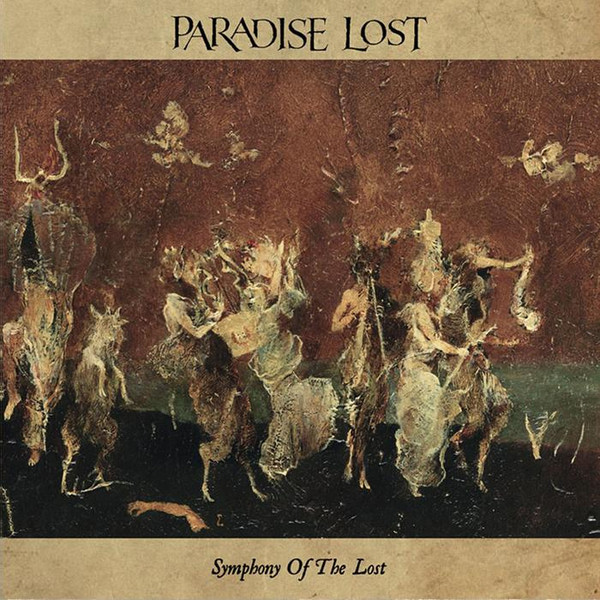 Paradise Lost Paradise Lost - Symphony For The Lost (2 Lp + Dvd)
