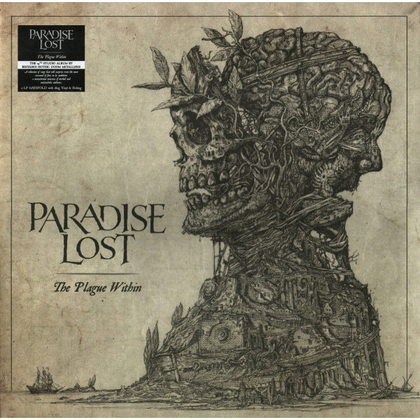 Paradise Lost Paradise Lost - The Plague Within (2 LP) виниловая пластинка paradise lost one second 20th anniversary