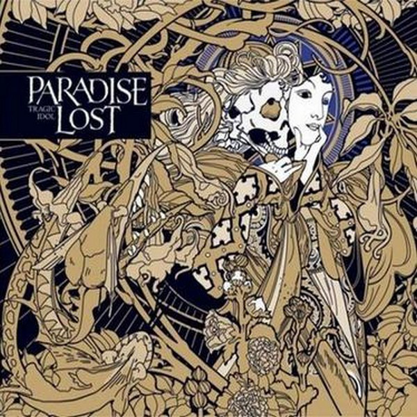 Paradise Lost Paradise Lost - Tragic Idol (lp+cd) women s sportive floral print skinny yoga leggings