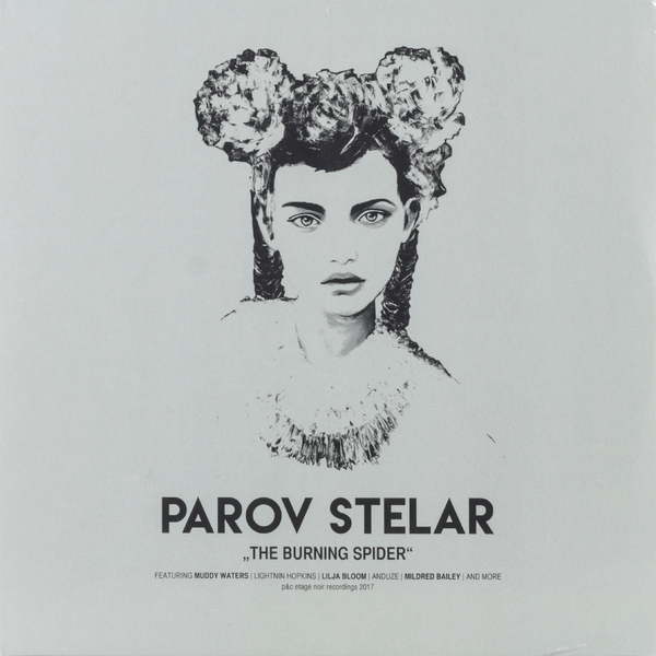 Parov Stelar Parov Stelar - Burning Spider (2 LP) parov stelar parov stelar the paris swing box 2 lp