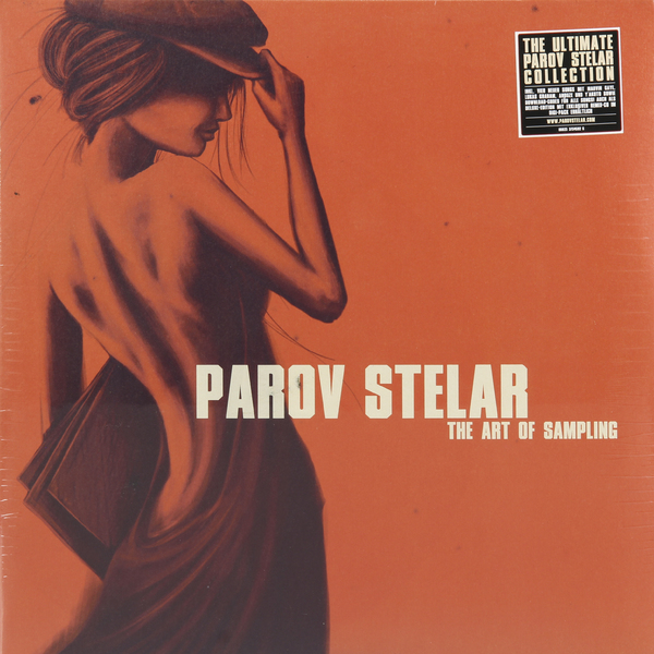 Parov Stelar - The Art Of Sampling (2 LP)