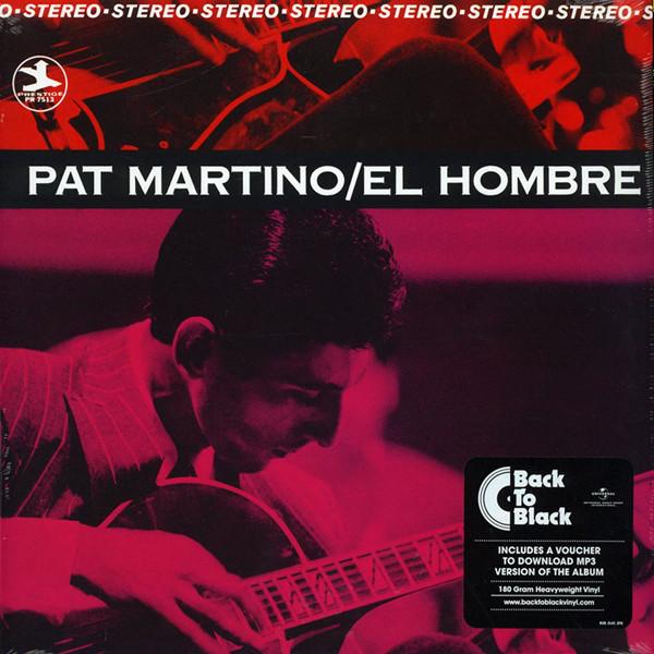 цена на Pat Martino Pat Martino - El Hombre